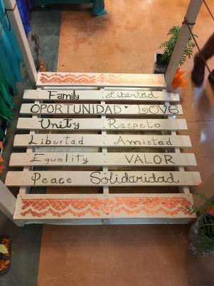 Bridge Creation/Altar at DDLM , Photo Credit: Angela Kwak