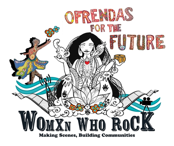 Ofrendas For the Future WWR Logo 2020
